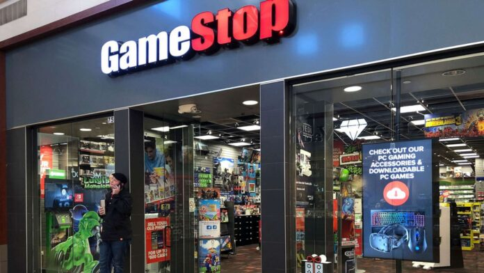 GameStop NFT